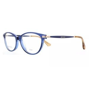 Jimmy Choo Rx-able Frame Glasses